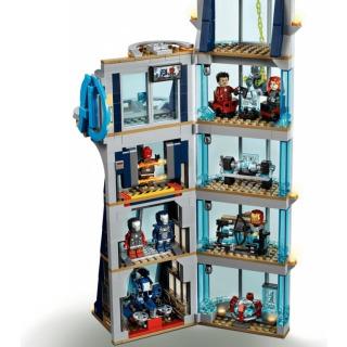 Obrázek 5 produktu LEGO SUPER HEROES 76166 Boj ve věži Avengerů
