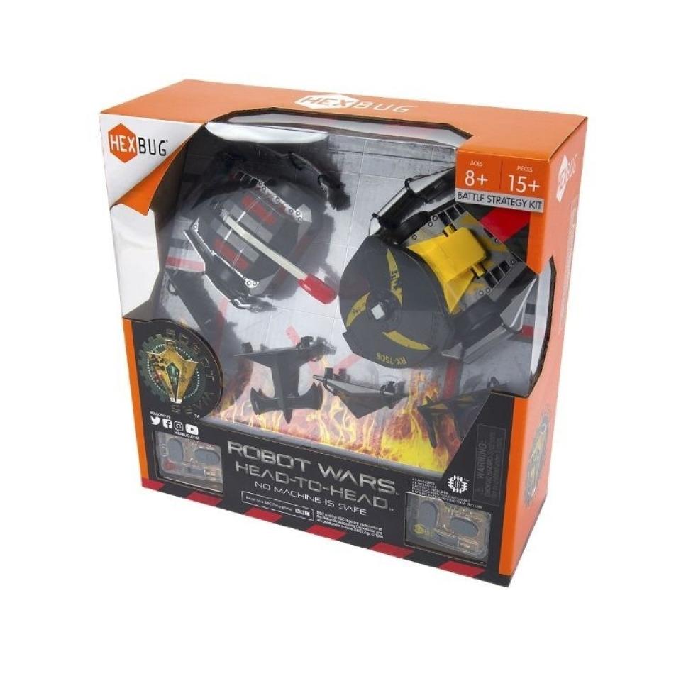 Obrázek 2 produktu HEXBUG Robot Wars Head-to-Head - set 2 ks