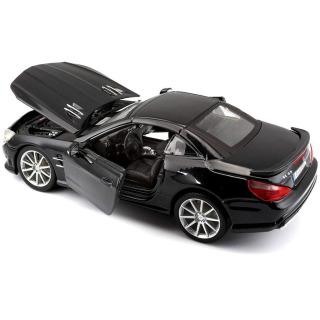 Obrázek 2 produktu Burago Mercedes Benz SL 65 AMG Hardtop černý 1:24