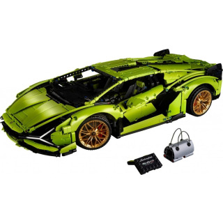Obrázek 3 produktu LEGO TECHNIC 42115 Lamborghini Sián FKP 37
