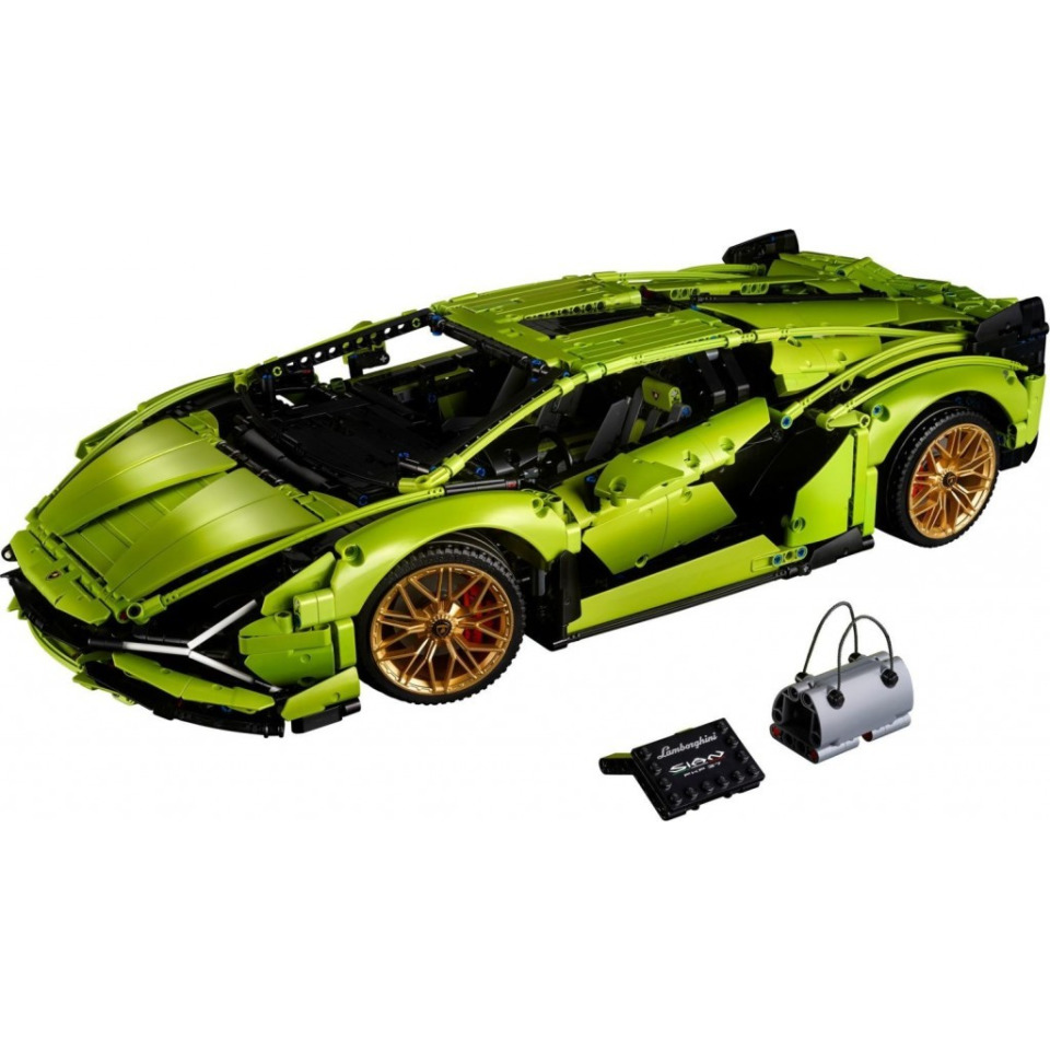 Obrázek 2 produktu LEGO TECHNIC 42115 Lamborghini Sián FKP 37