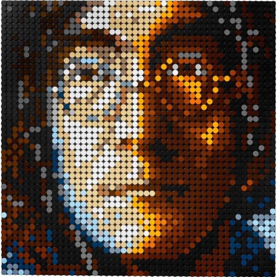 Obrázek 2 produktu LEGO Art 31198 The Beatles