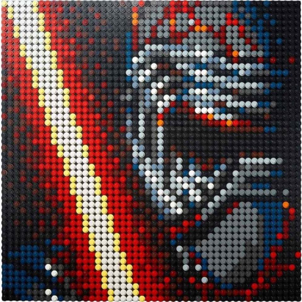 Obrázek 3 produktu LEGO Art 31200 Star Wars™ – Sith™