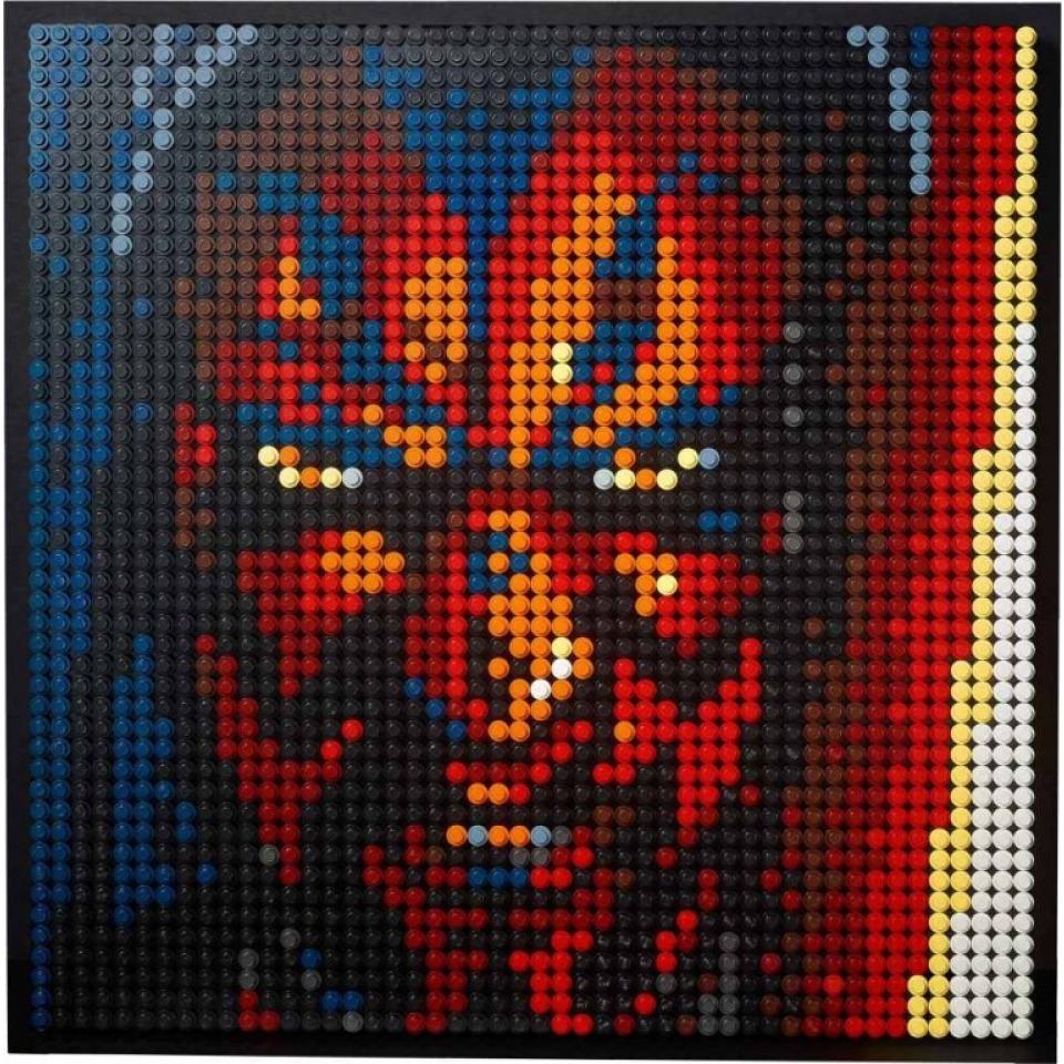 Obrázek 4 produktu LEGO Art 31200 Star Wars™ – Sith™