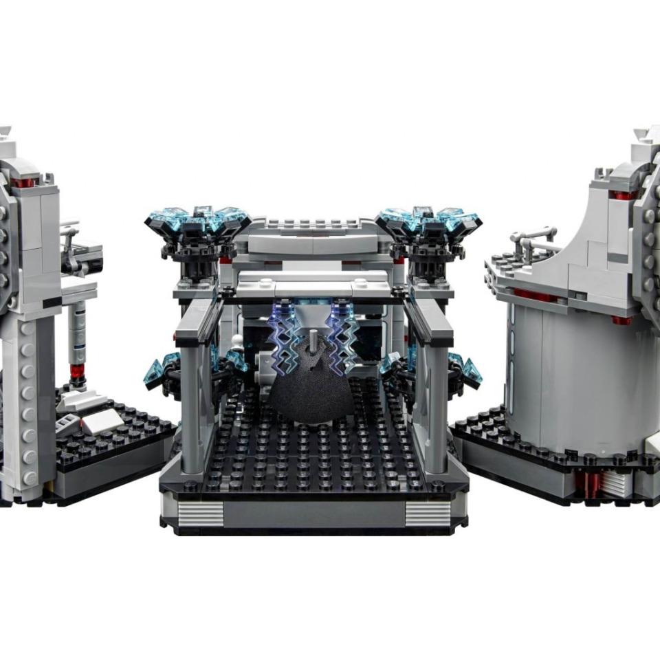 Obrázek 3 produktu LEGO Star Wars 75291 Závěrečný souboj na Hvězdě smrti
