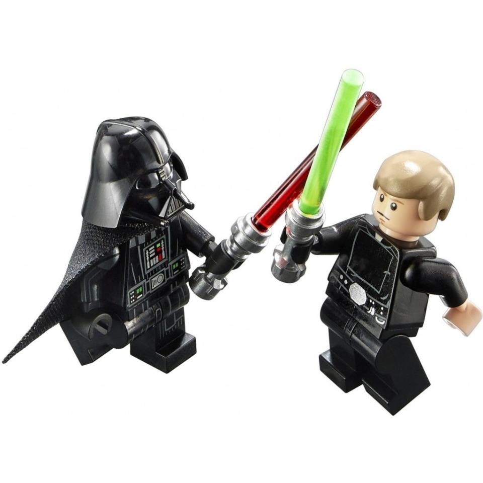 Obrázek 4 produktu LEGO Star Wars 75291 Závěrečný souboj na Hvězdě smrti