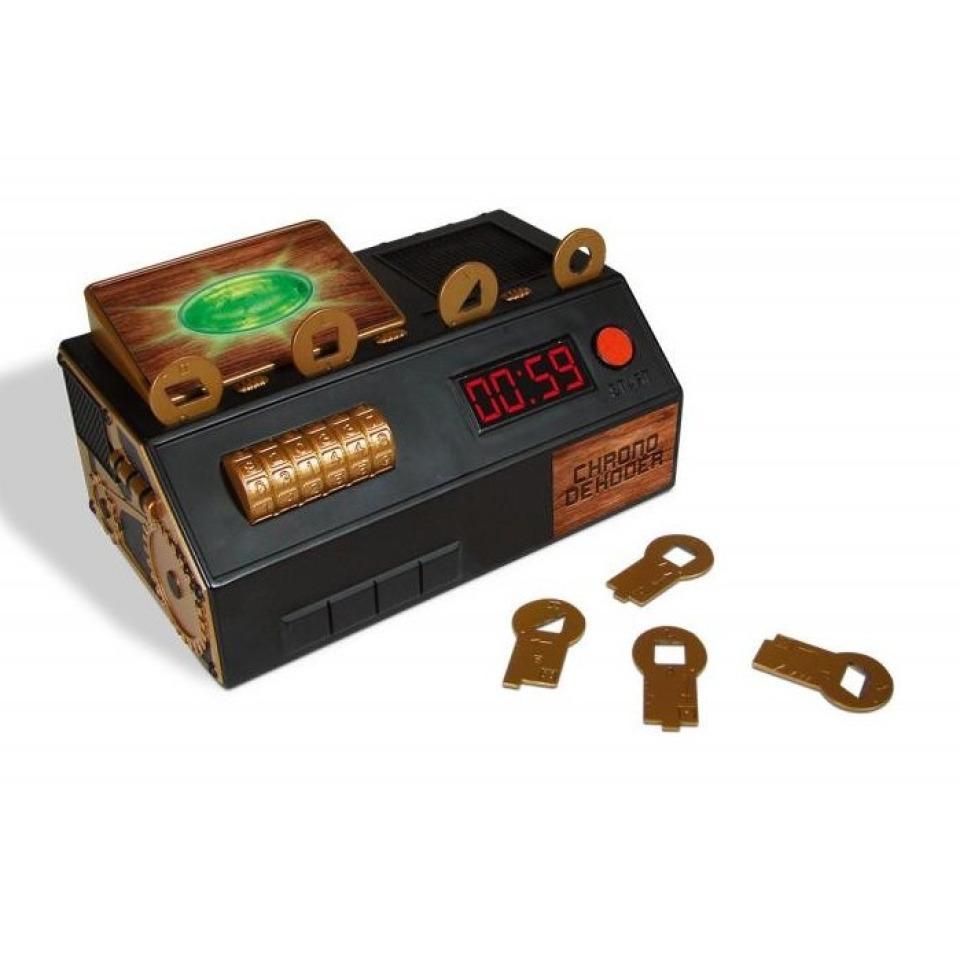 Obrázek 2 produktu ESCAPE ROOM úniková hra Rodinná edice 3 scénáře