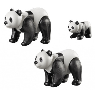 Obrázek 2 produktu Playmobil 70353 Pandy velké s mládětem