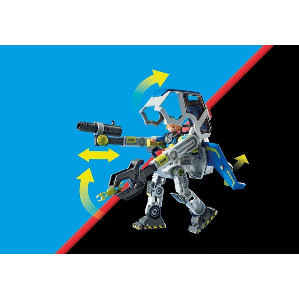 Obrázek 3 produktu Playmobil 70021 Vesmírná policie - Robot