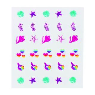 Obrázek 3 produktu Make It Real Laky na nehty - Mořská panna