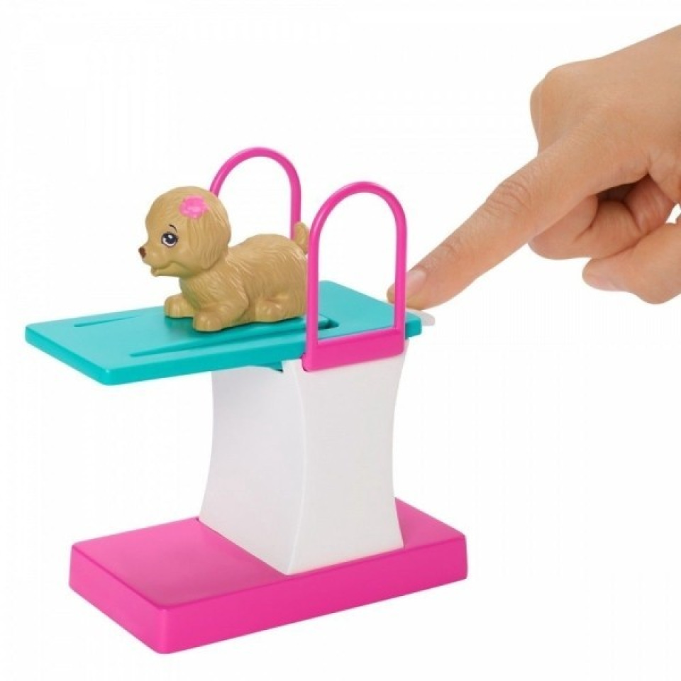 Obrázek 4 produktu Barbie Plavkyně, Mattel GHK23