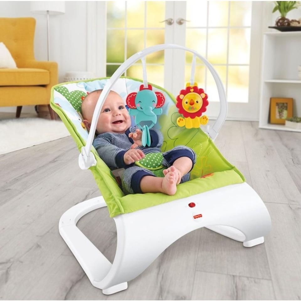 Obrázek 2 produktu Fisher Price Pohodlné sedátko, Mattel CJJ79