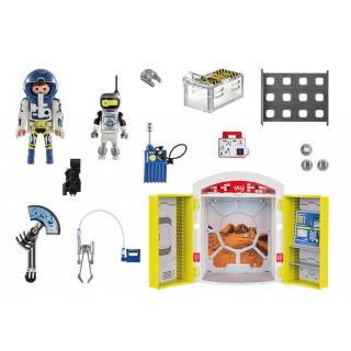 Obrázek 2 produktu Playmobil 70307 Herní box Na vesmírné stanici