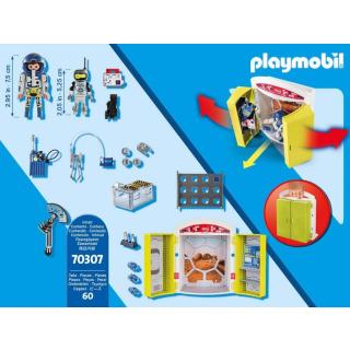Obrázek 3 produktu Playmobil 70307 Herní box Na vesmírné stanici