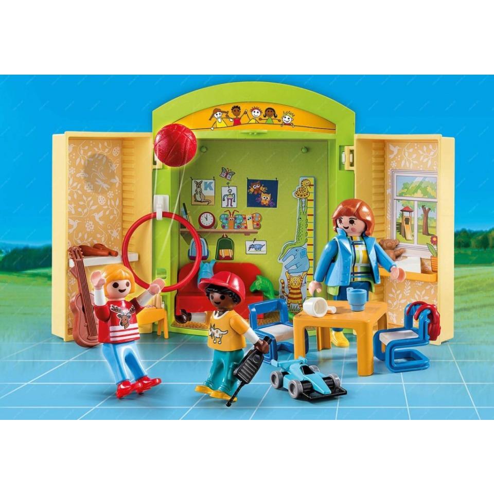 Obrázek 2 produktu Playmobil 70308 Herní box V mateřské škole