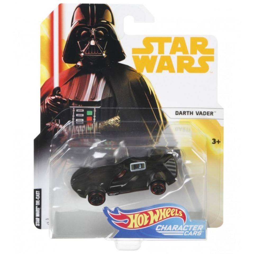 Obrázek 2 produktu Hot Wheels Star Wars Darth Vader, Mattel FLJ62