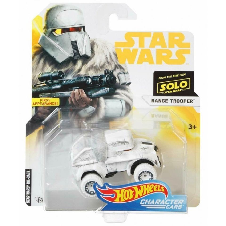 Obrázek 2 produktu Hot Wheels Star Wars Range Trooper, Mattel FPX19
