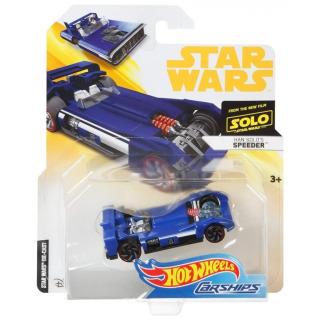 Obrázek 3 produktu Hot Wheels Star Wars Han Solo´s Speeder, Mattel FLJ77