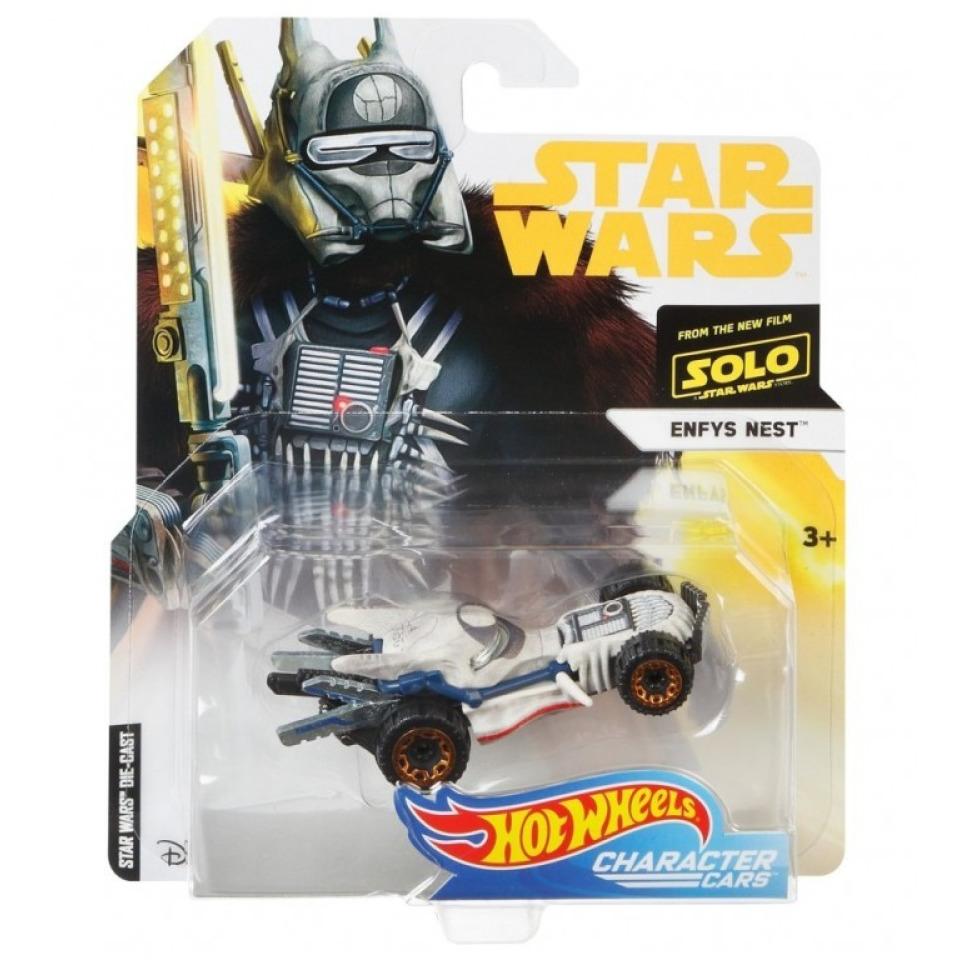Obrázek 2 produktu Hot Wheels Star Wars Enfys Nest, Mattel FJF85