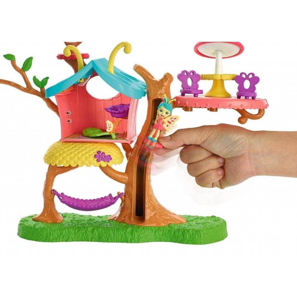 Obrázek 2 produktu ENCHANTIMALS Brouček a motýlí dům, Mattel GBX08