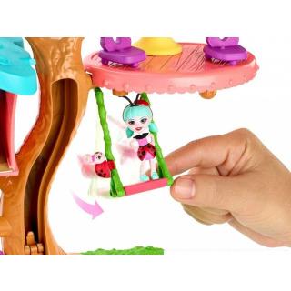 Obrázek 4 produktu ENCHANTIMALS Brouček a motýlí dům, Mattel GBX08