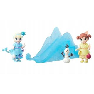 Obrázek 2 produktu Frozen Ledové království Story Pack Sestřičky, Hasbro B7468