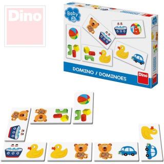 Obrázek 2 produktu Dino Baby domino obrázkové hračky