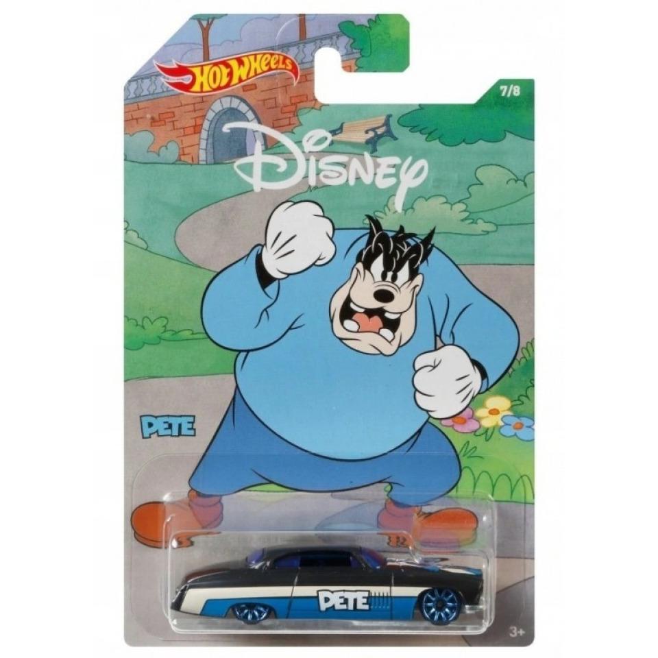 Obrázek 1 produktu Hot Wheels Angličák Disney Pete, Mattel GBB45