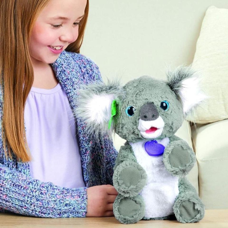 Obrázek 2 produktu FurReal Friends Koala KRISTY, Hasbro E9618