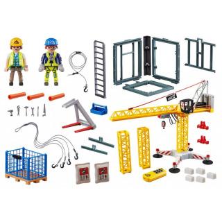 Obrázek 2 produktu Playmobil 70441 Stavební jeřáb na dálkové ovládání