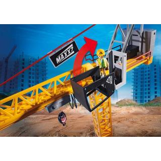 Obrázek 3 produktu Playmobil 70441 Stavební jeřáb na dálkové ovládání