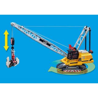 Obrázek 5 produktu Playmobil 70442 Pásový jeřáb