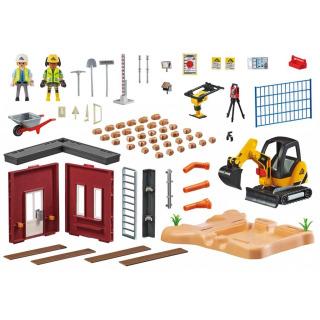 Obrázek 2 produktu Playmobil 70443 Minibagr