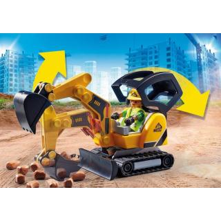 Obrázek 4 produktu Playmobil 70443 Minibagr