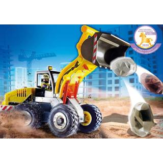 Obrázek 3 produktu Playmobil 70445 Kolový nakladač