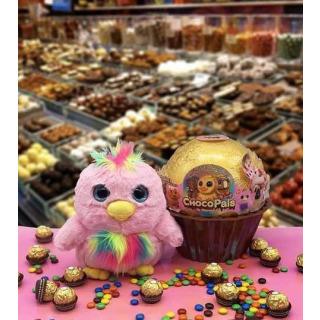 Obrázek 2 produktu ChocoPals Plyšák s vůní v pralince Choco Chirp