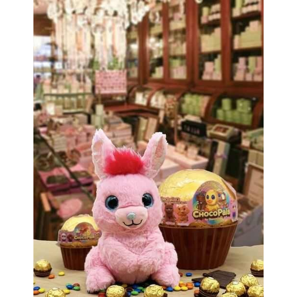 Obrázek 1 produktu ChocoPals Plyšák s vůní v pralince Yummy Bunny