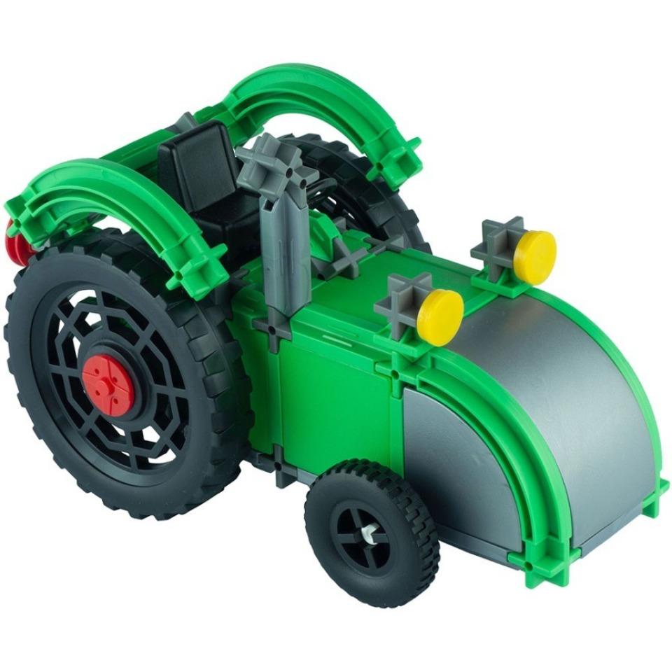 Obrázek 3 produktu SEVA Doprava Traktor 384 dílků