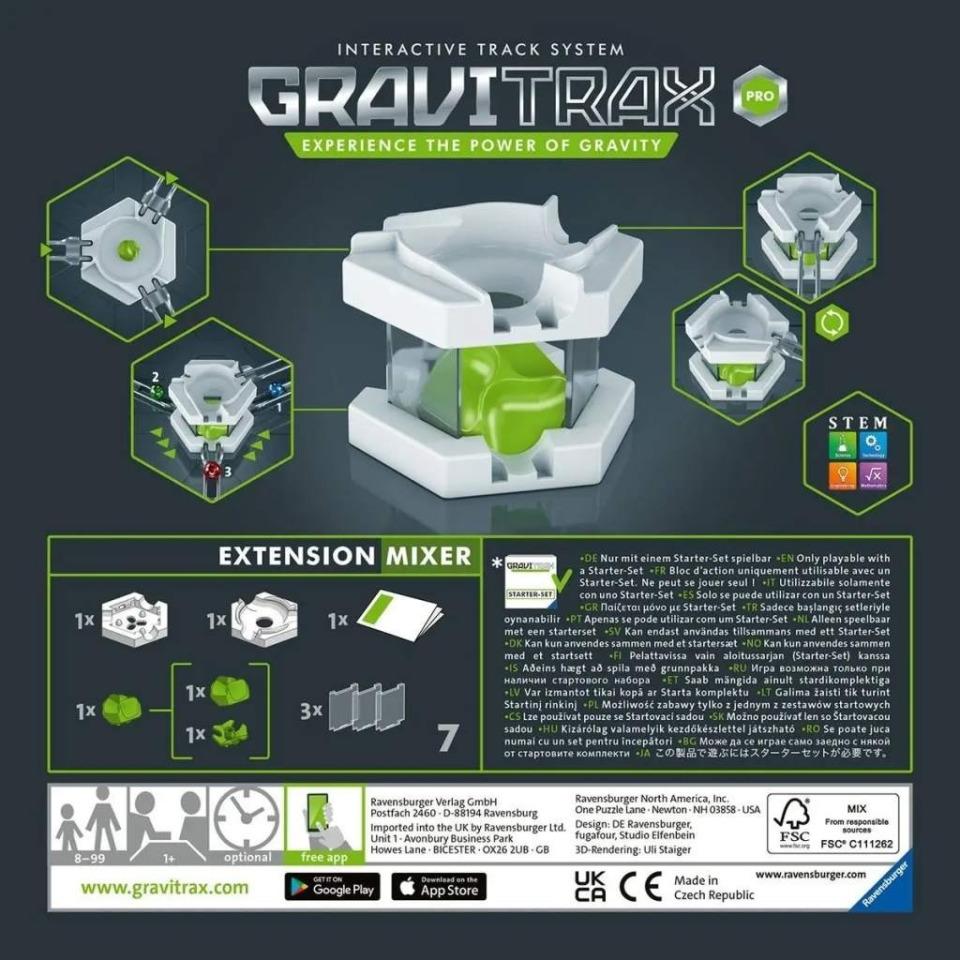 Obrázek 1 produktu Ravensburger 26175 GraviTrax PRO Mixer