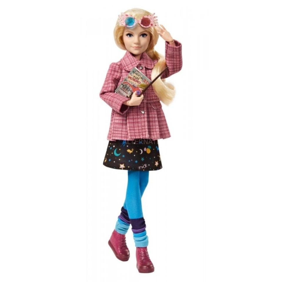 Obrázek 1 produktu Mattel Harry Potter Lenka Láskorádová 25cm, GNR32