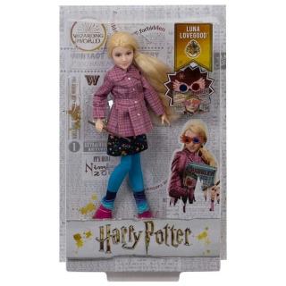 Obrázek 3 produktu Mattel Harry Potter Lenka Láskorádová 25cm, GNR32