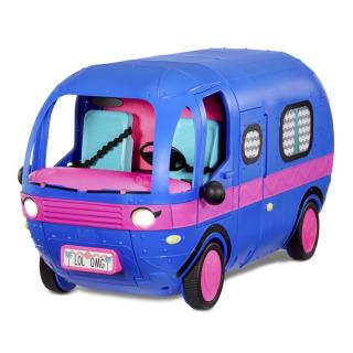 Obrázek 2 produktu MGA L.O.L. SURPRISE Karavan 4v1 modrý