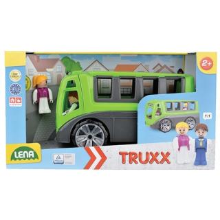 Obrázek 3 produktu Truxx Autobus + figurky v krabici