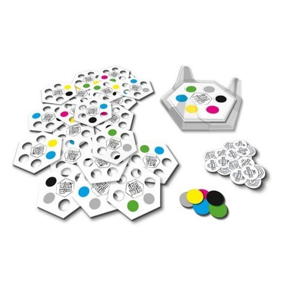 Obrázek 1 produktu DINO Hex Up! originální hra