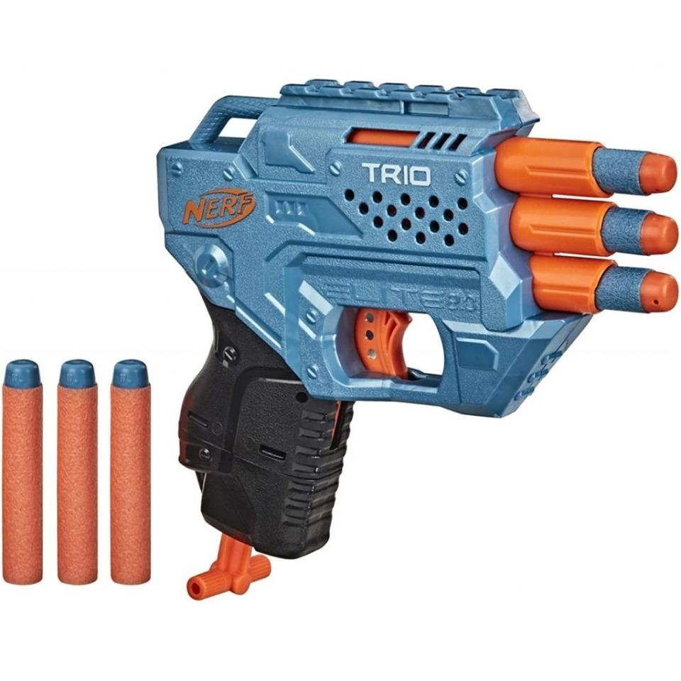 Obrázek 1 produktu NERF Elite 2.0 TRIO TD-3 Pistole