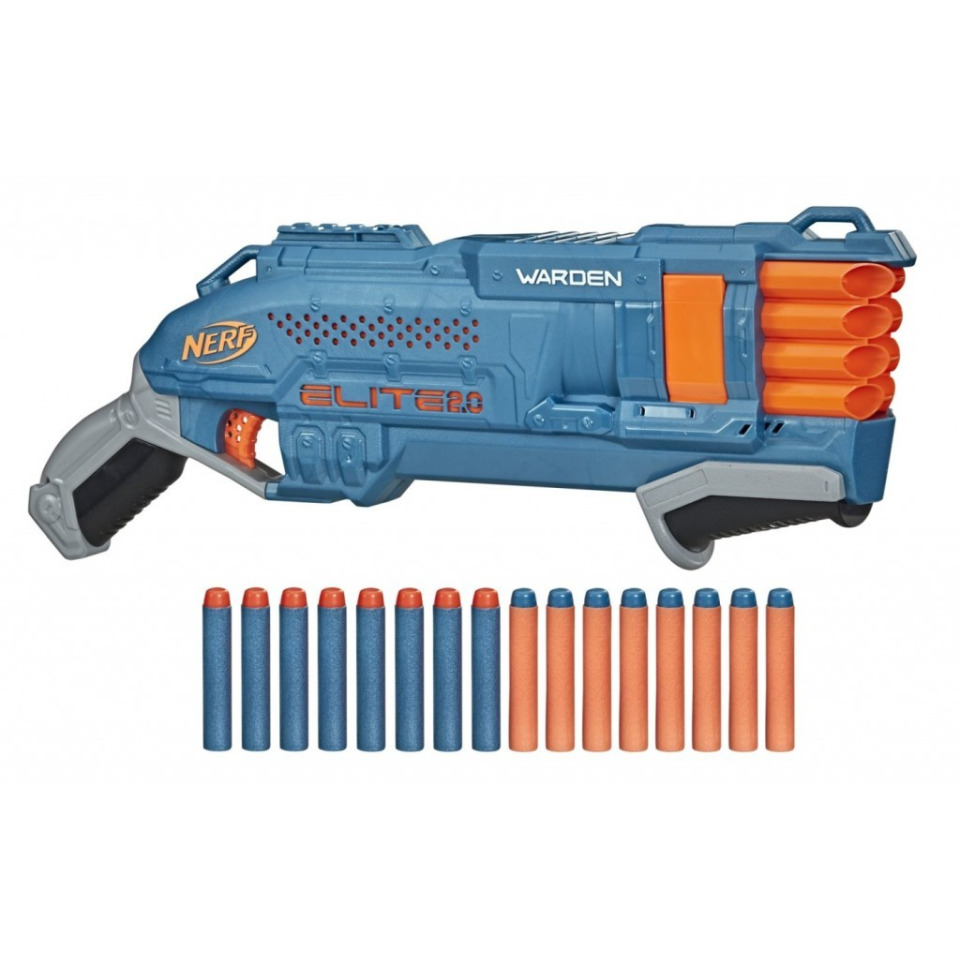 Obrázek 1 produktu NERF Elite 2.0 WARDEN DB-8 Pistole