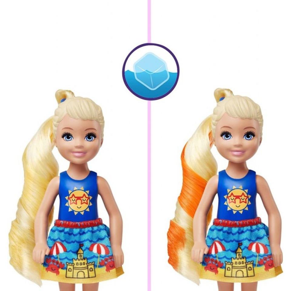 Obrázek 3 produktu Barbie COLOR REVEAL CHELSEA, vlna 2, Mattel GTP52