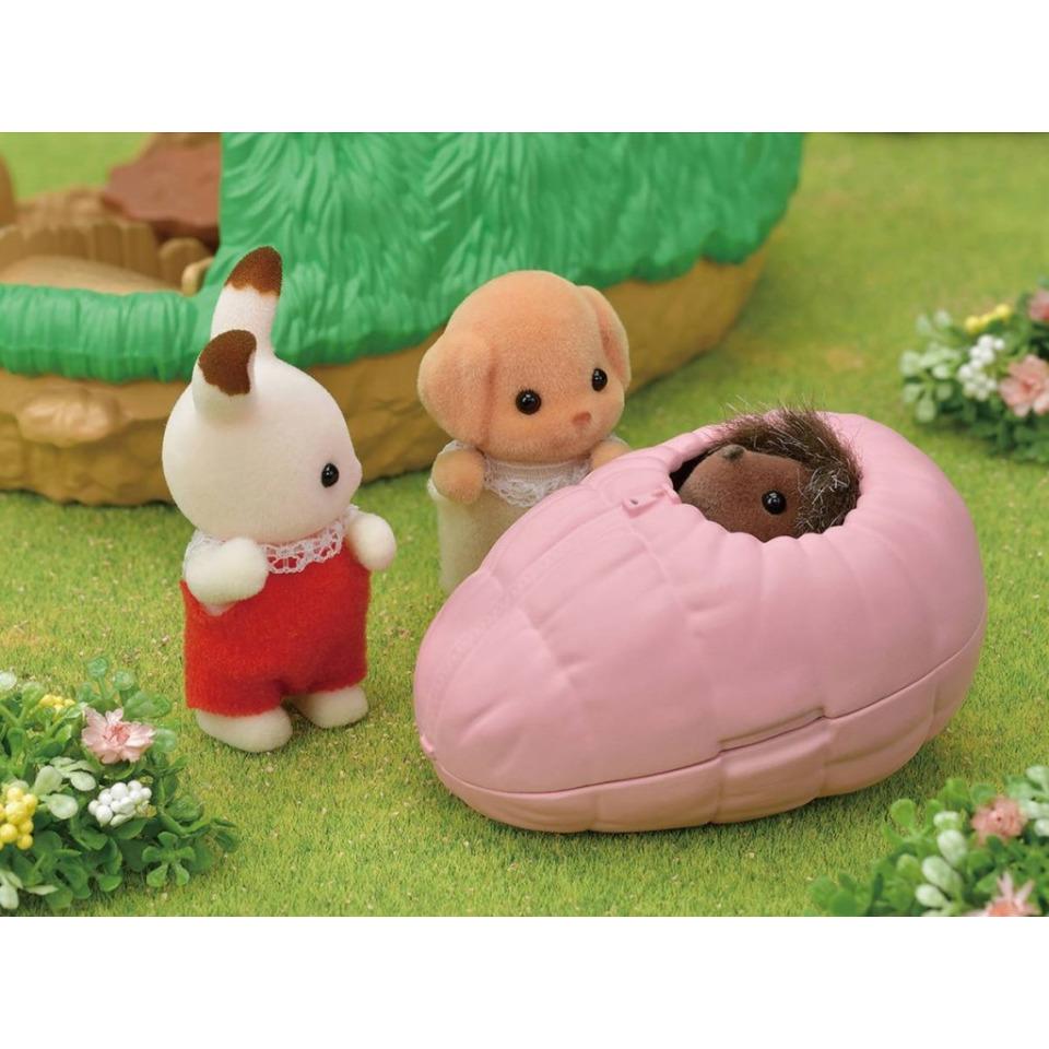 Obrázek 3 produktu Sylvanian Families 5453 Domeček pro ježky