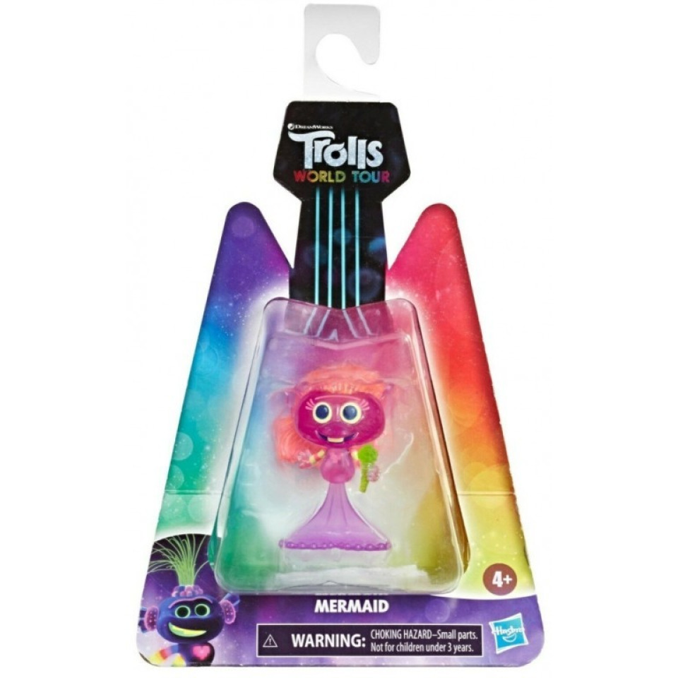 Obrázek 1 produktu Hasbro TROLLS 2 Mermaid 10cm