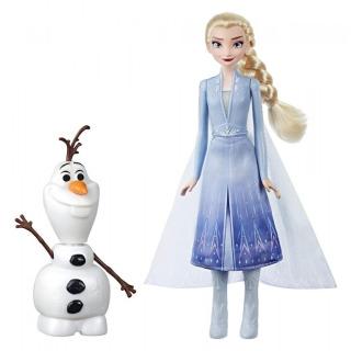 Obrázek 2 produktu Frozen Ledové království 2 Olaf a Elsa, Hasbro E5508